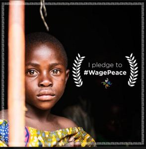 wage peace child